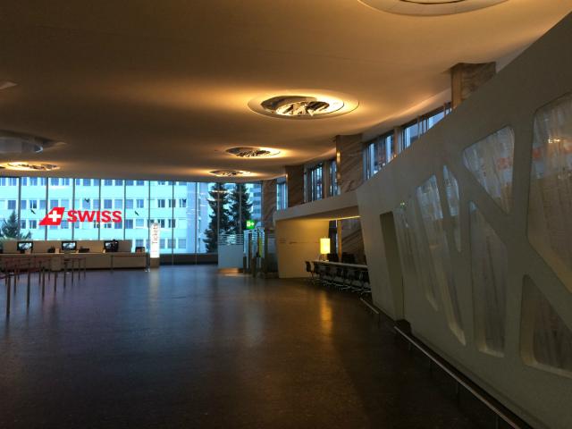 スイス空港
