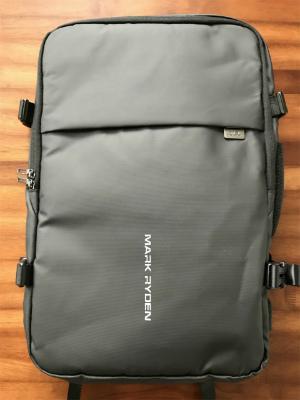【海外・国内旅行ならこのバックパック1つ!】圧倒的な収納力の『MARK RYDEN 3WAY』を使用した感想をご紹介